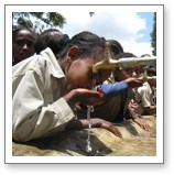Clean water for 40 pupils
