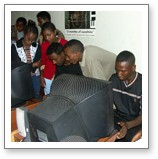 Internet in a school